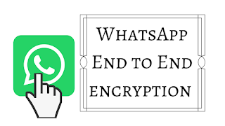 End to end encryption kaise kaam karta hai,end to end verify kaise karen