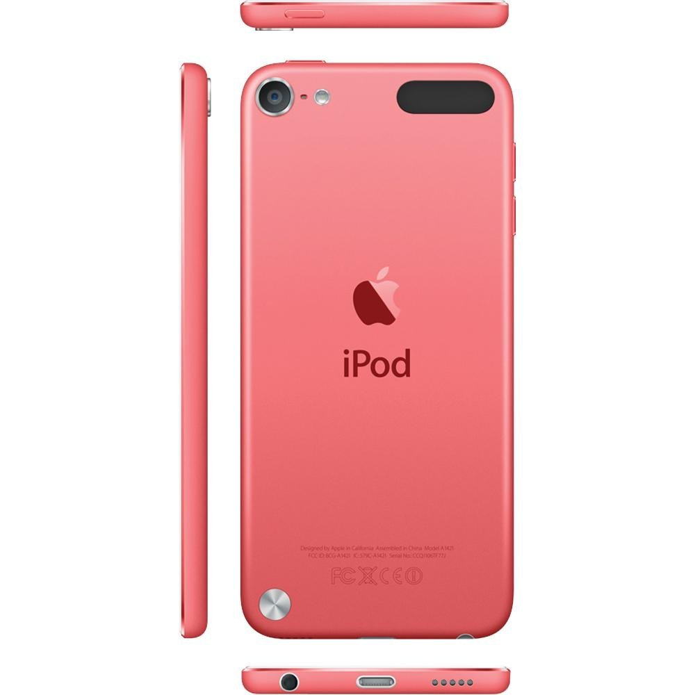 apple ipod touch 32gb pink 5th generation newest model. Black Bedroom Furniture Sets. Home Design Ideas