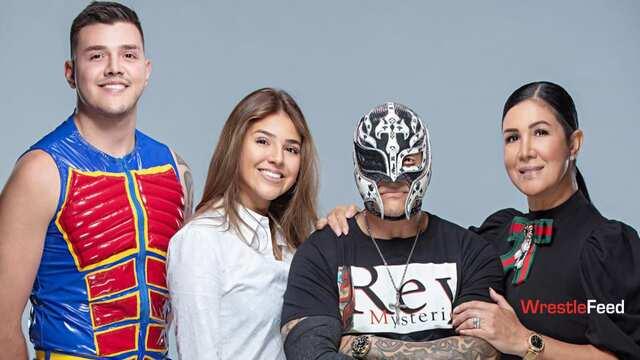 ري ميستيريو آليا جوتيريز WWE