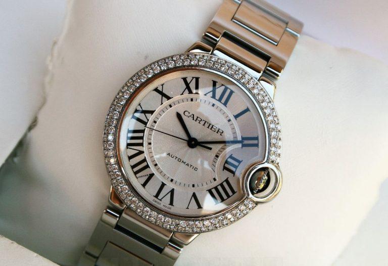 6902d10683e2 Era uno de la mejor opción para una chica que les gusta el Cartier watch.At  un primer vistazo