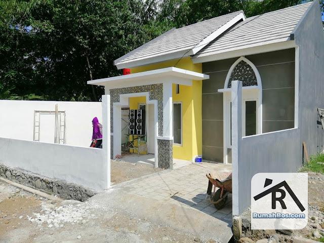 Pembangunan Green Gayam Village Tahap 1
