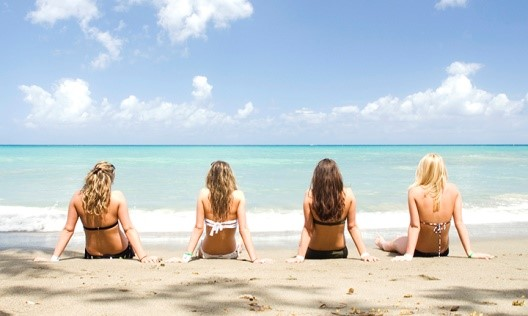 5 Getaway Destinations For Girls-Only Holidays