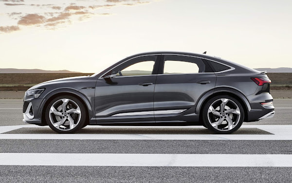 Audi e-tron S Sportback de 3 motores elétricos chega ao Brasil - preço R$ 779.990,00