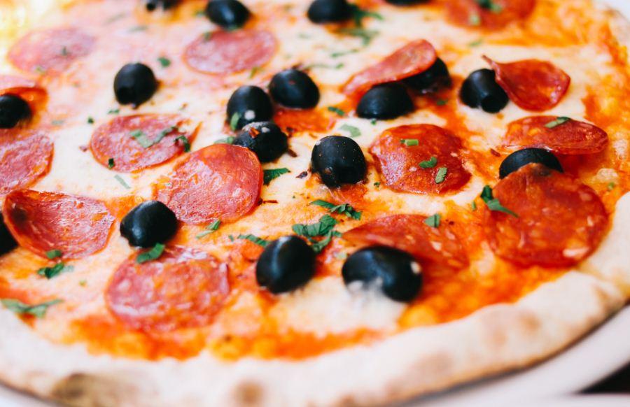 Pizzas Dulces