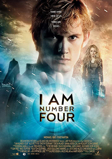 I AM NUMBER FOUR (2011) full movie download in hindi