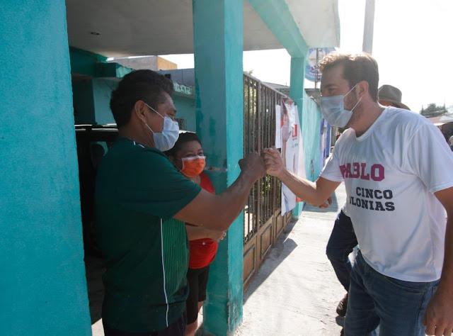 """Pablo Gamboa va al rescate del Paseo Verde: """"vamos a darle color de nuevo"""", dice"""