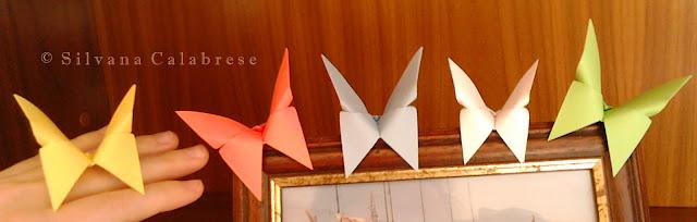 Farfalle variopinte Silvana Calabrese Blog