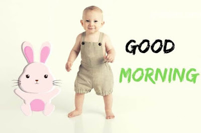 Cute Baby Good Morning Images Free Download