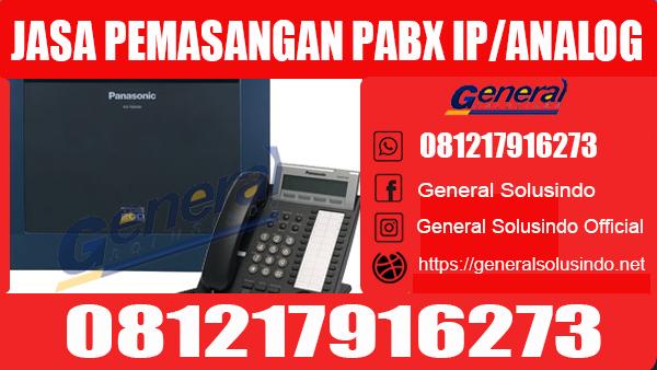 Jasa Pemasangan PABX Ngawi Murah