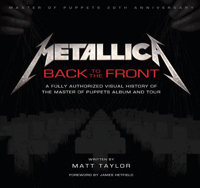 Libro de Metallica