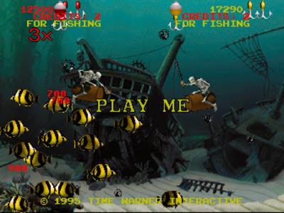 街機:瘋狂釣魚(Fishin' Frenzy),輕鬆有趣的休閒小遊戲!