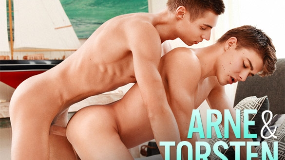 A Very Talented Bottom | Torsten Ullman Fucks Arne Coen