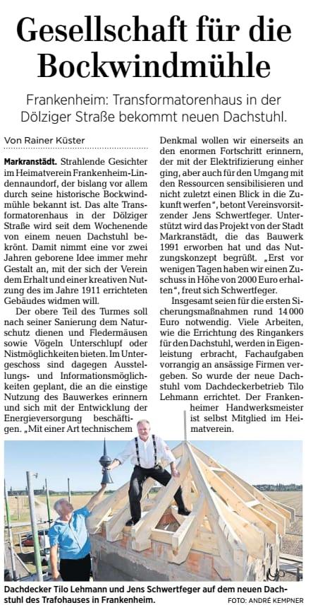 Quelle: Leipziger Volkszeitung vom 03.08.2020