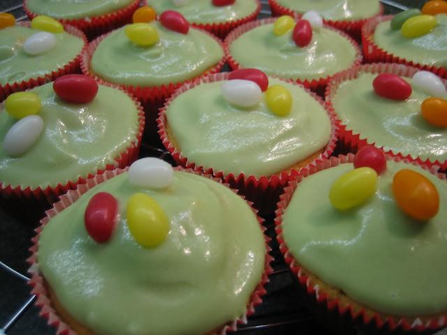 Ostereier-Muffins