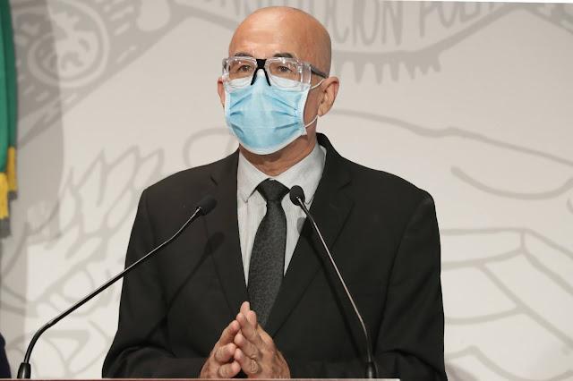 Denuncia Éctor Jaime Ramírez Barba ante la FGR al Presidente y funcionarios de salud por uso indebido de recursos públicos
