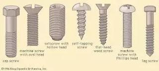 many-types-of-fastener-bolt