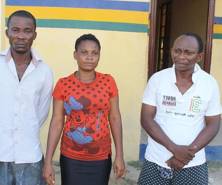 woman faked kidnap port harcourt