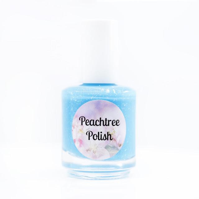 Peachtree Polish Blue Dragon