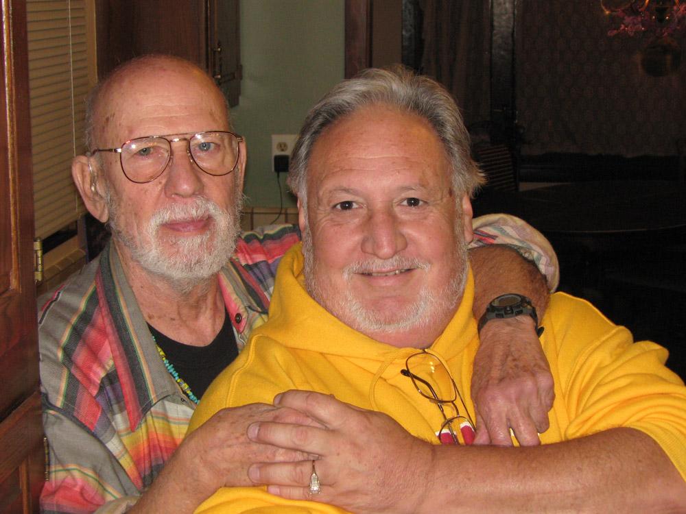Albert Marsh and Johnnathan Korver