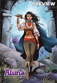 The World of Aluna - Cover