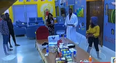 """#BBNaija: """"When You Are Bored, You Start Been Stupid"""" - Tacha Blast Mike"""