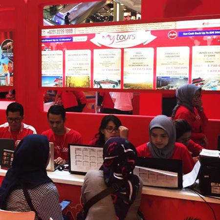 Promo Tiket Pesawat Murah Bertebaran Di Airasia Bazaar