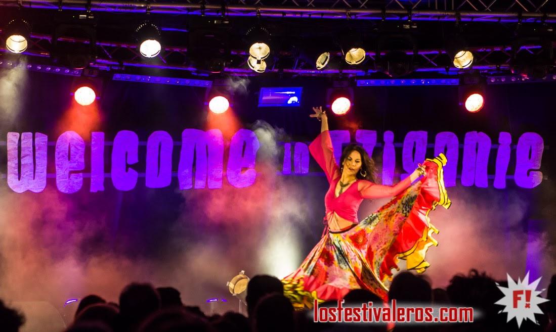 Romano Atmo - Danzas gitanas