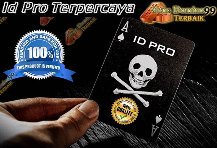 Id Pro Terpercaya