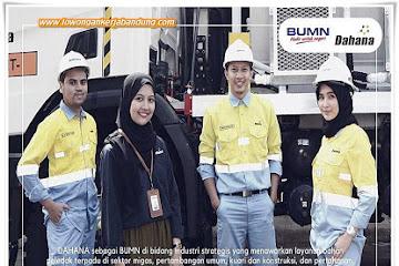 Lowongan Kerja Bandung Karyawan BUMN Dahana