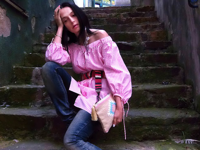 fashion, moda, look, outfit, blog, blogger, walking, penny, lane, streetstyle, style, estilo, trendy, rock, boho, chic, cool, casual, ropa, cloth, garment, inspiration, fashionblogger, art, photo, photograph, Avilés, oviedo, gijón, cudillero, stripes, zara, mango, bershka,