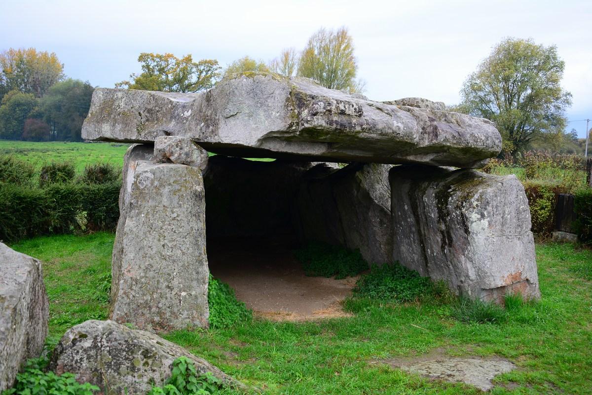 dolmen de la Pierre couverte Duneau