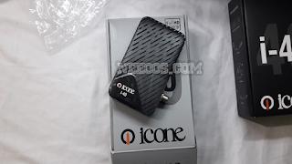 مراجعة الوافد الجديد جهاز ايكون مميزات و خصائص الجهاز Icone i-40