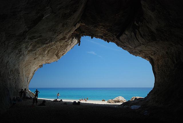 Le spiagge pi belle della sardegna la cala luna for Isola che da il nome a un golfo della sardegna