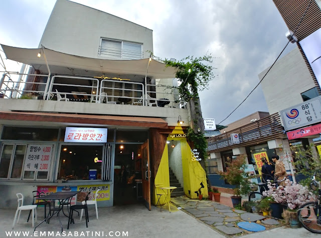 Kim Gwang Seok Street Daegu