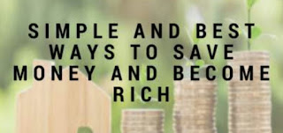 The simplest way to become rich