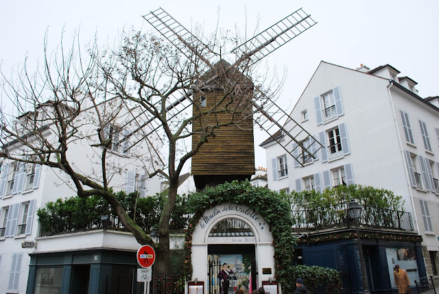 Paris Moulin de la Galette