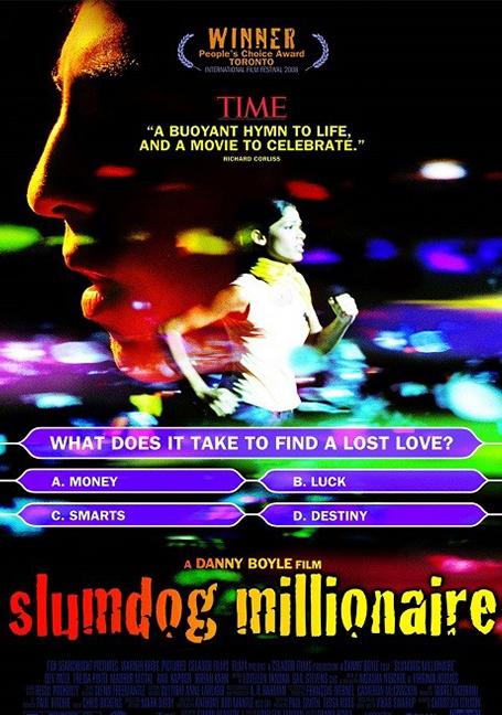 Slumdog Millionaire (2008) คำตอบสุดท้าย...อยู่ที่หัวใจ