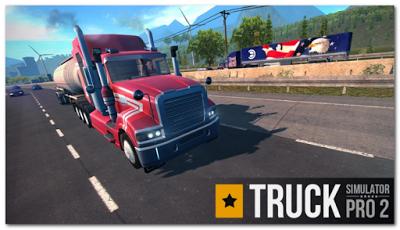 download truck simulator pro 2
