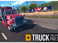 Truck Simulator PRO 2 v.1.6 Mod Apk Gratis (Infinite Money)