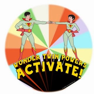 Wonder Twin Powers Activate