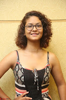 Actress Aditi Myakal Looks gorgeous in Sleeveless Deep Neck Top at Ami Tumi success meet ~  Exclusive 013.JPG