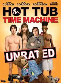Hot Tub Time Machine (2010) สี่เกลอเจาะเวลาป่วนอดีต  [พากย์ไทย+ซับไทย]