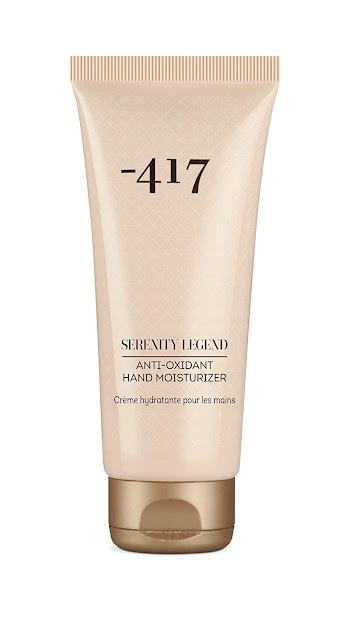 -417 Anti-Oxidant Hand Moisturizer