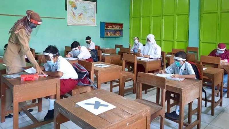Di Awal PTM Terbatas Guru Jangan Kejar Ketertinggalan Materi
