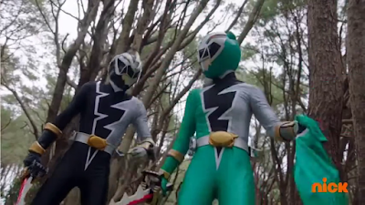 Power Rangers Dino Fury Episode 04