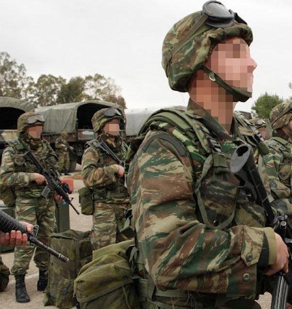 ΓΕΕΘΑ: Πότε θα γίνει η αλλαγή στολής στελεχών ΕΔ-ΣΑ (ΕΓΓΡΑΦΟ)
