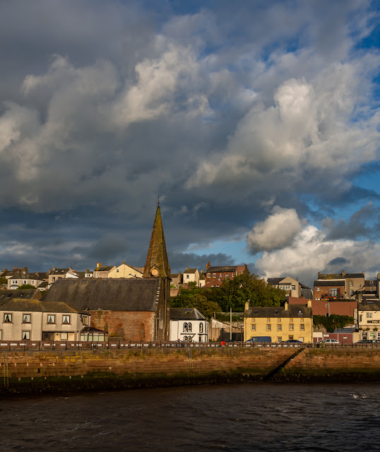Photo of Christ Church at Maryport