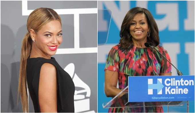 Beyoncé Pens Ode to Michelle Obama for Time 100 Profile