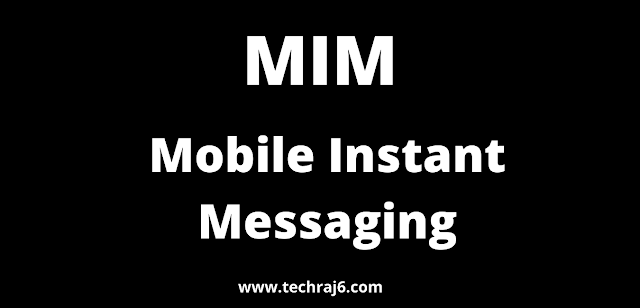 MIM full form, What is the full form of MIM