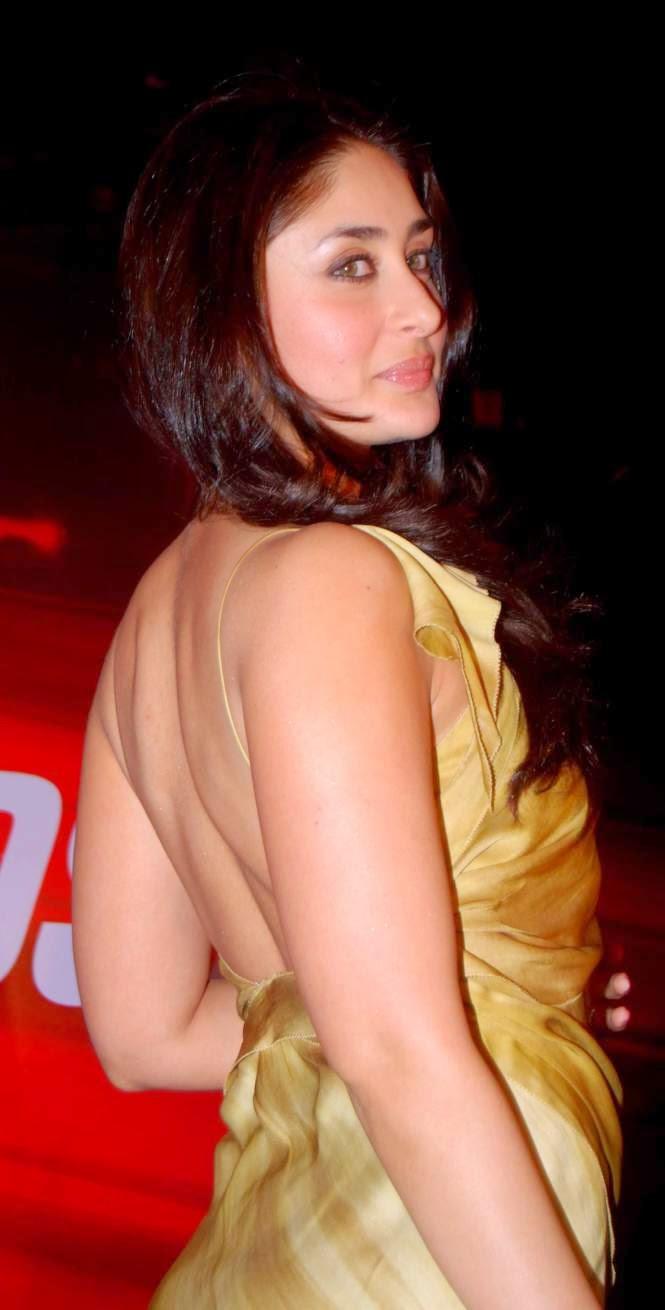 Kareena Kapoor Indian Actress Black Mini Skirt Hd -1347